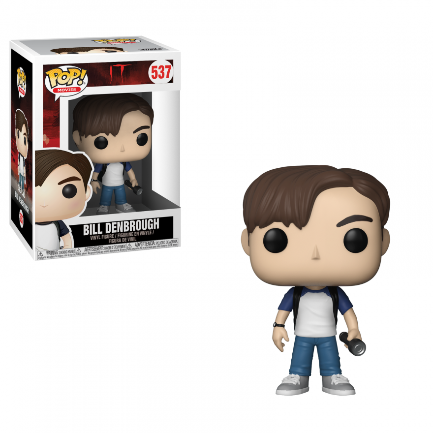 Фигурка Funko POP! Vinyl: IT S2: Bill w/ Flashlight 29521
