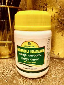 Dashamoola Rasaayanam Nagarjuna Дашамула Расаяна 100 гр чаванпраш
