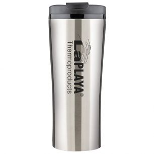 Кружка-термос нерж. сталь LaPlaya Vacuum Travel Mug 0,4 L stainless steel 560080