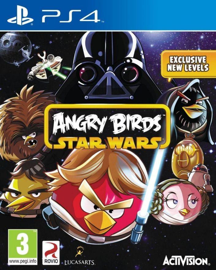 Игра Angry Birds Star Wars (PS Vita)