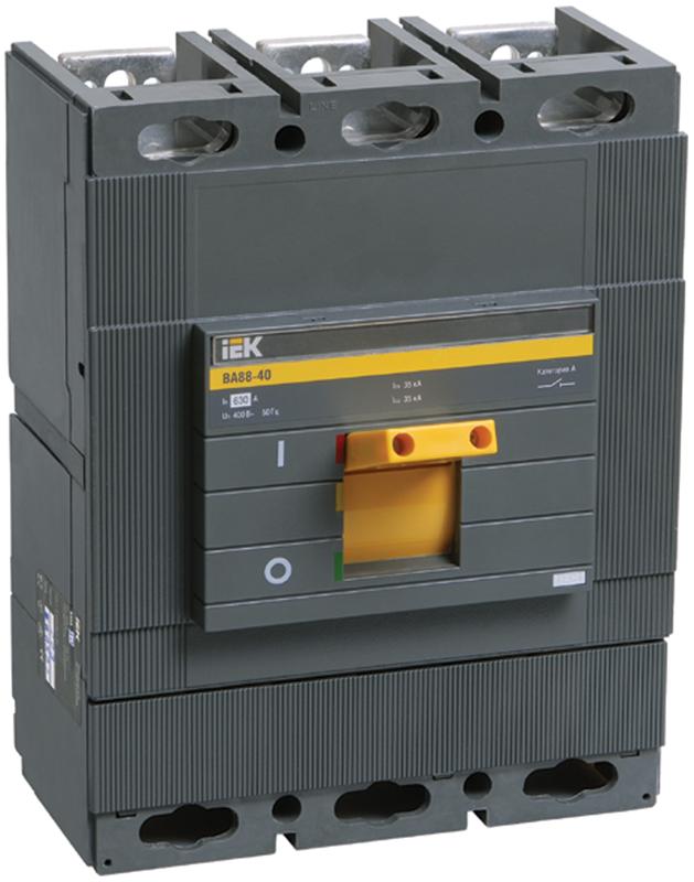 Автоматический выключатель IEK SVA50-3-0800-R