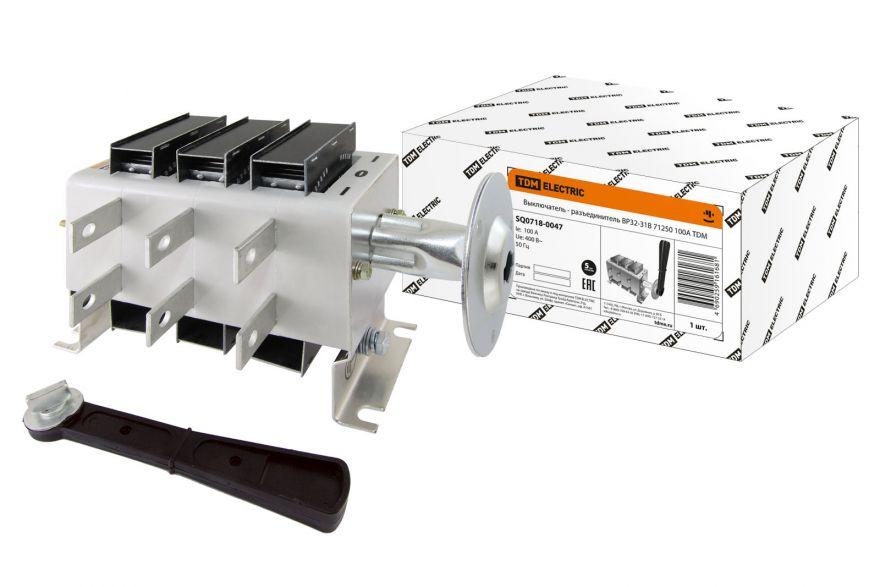 Выключатель-разъединитель TDM ВР32 SQ0718-0057
