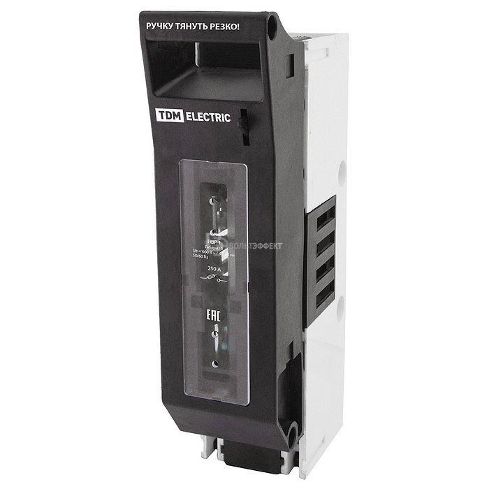 Выключатель-разъединитель TDM ПВР 1П SQ0726-0102