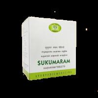 Сукумарам Кашаям в таблетках AVN (Arya Vaidya Nilayam) Sukumaram Kashayam Tablets