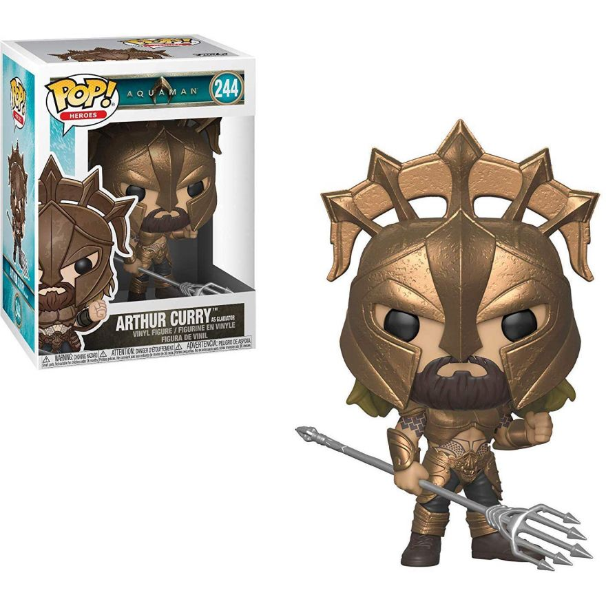 Фигурка Funko POP! Vinyl: Aquaman: Arthur Curry as Gladiator POP 2 31176