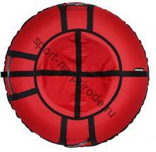 Тюбинг Hubster Хайп красный 120 см