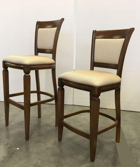 Полубарный стул Мартин (Лак)