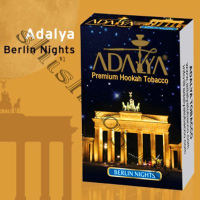 Adalya - Berlin Nights, 50гр