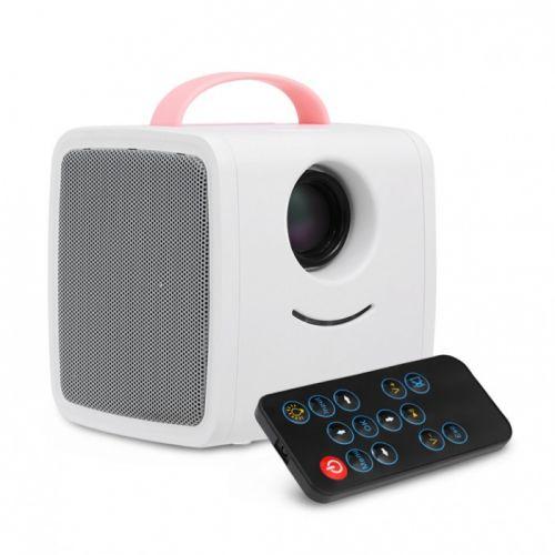 Мини-проектор куб Q2 Kids Story Projector