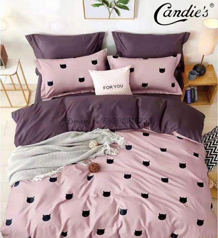 """Комплект постельного белья на резинке Candi`s """"Ketti"""""""