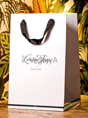 Подарочный пакет les lumieres 32см