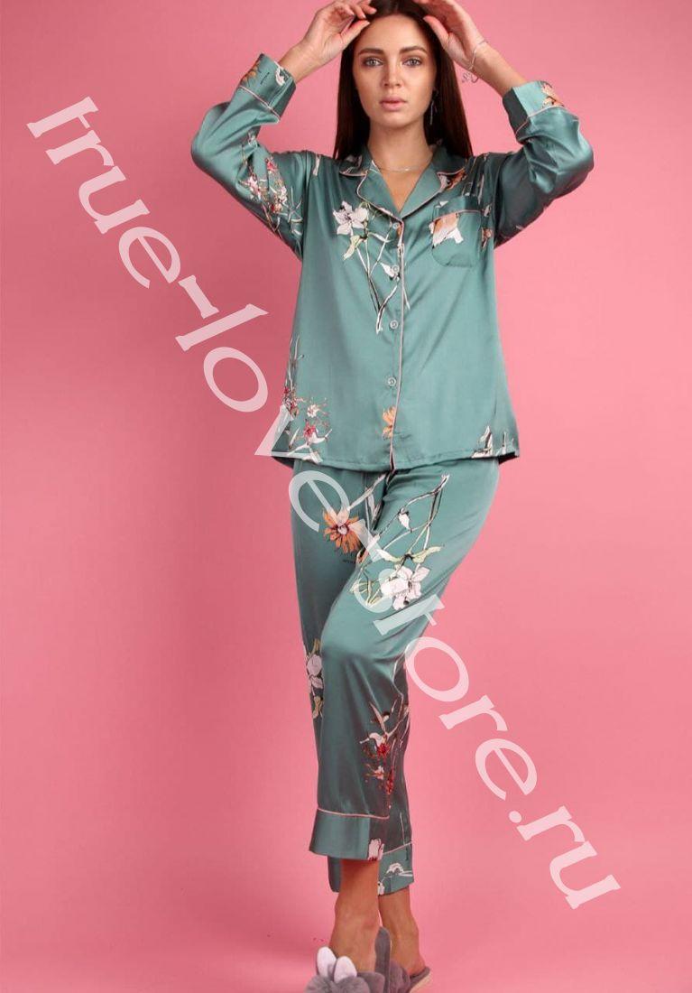 5024-2- Цена за 2 шт, Пижама двойка   (L,XL)