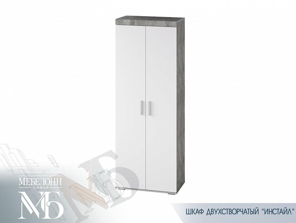 Инстайл Шкаф 2-х дверный 800 ШК-29