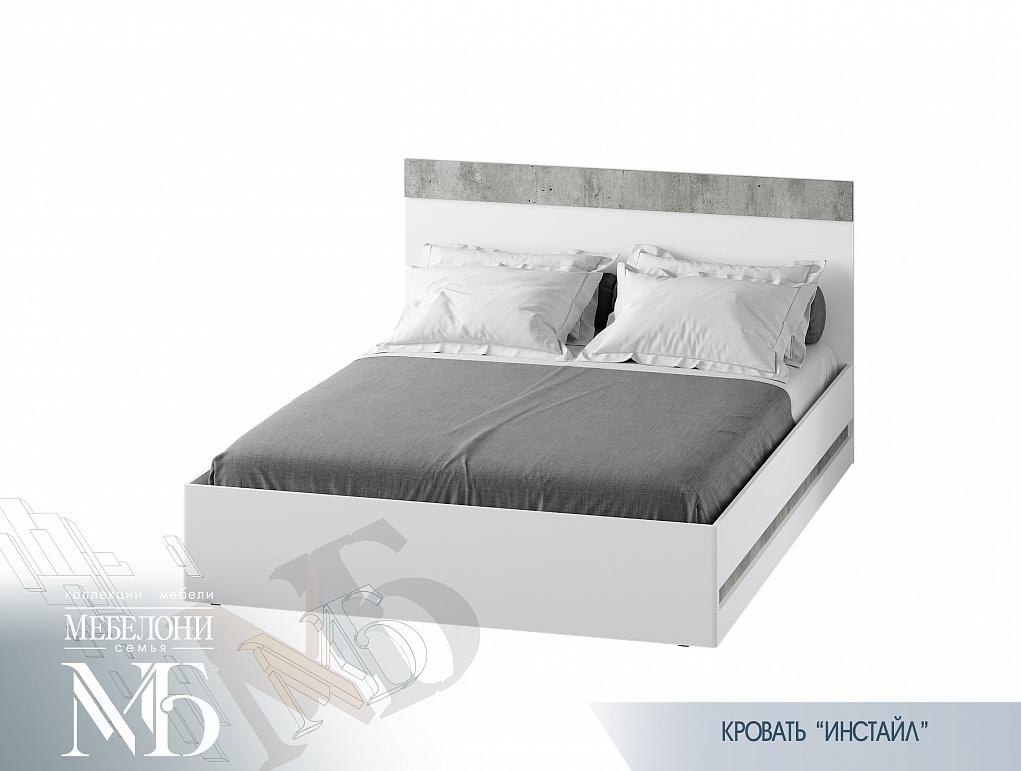 Инстайл Кровать КР-04 1600*2000
