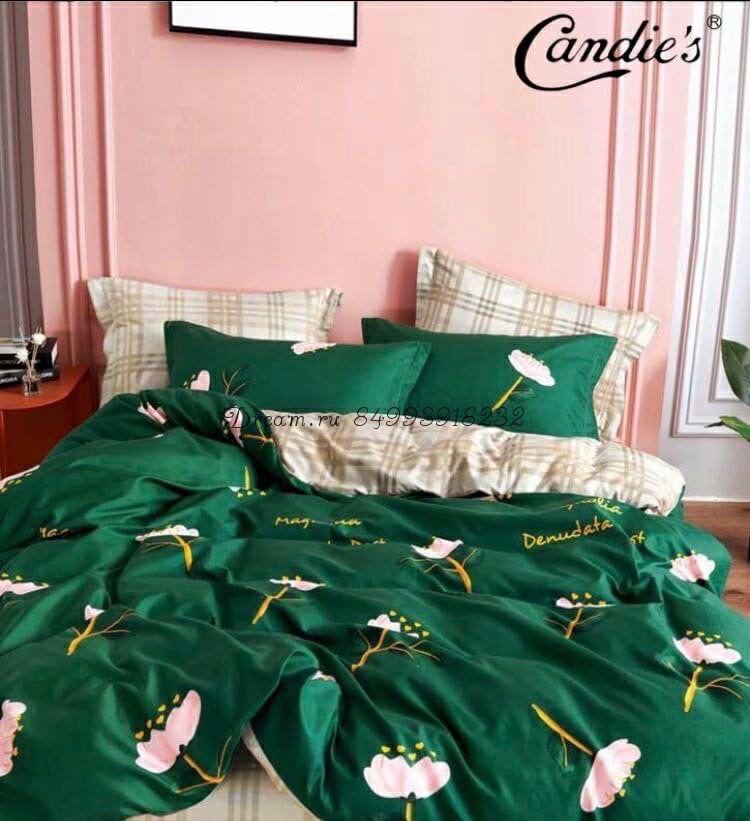 """Комплект постельного белья на резинке Candi`s """"Lilly"""""""