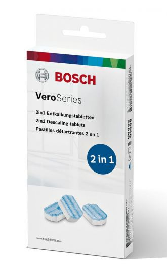 Таблетки от накипи TCZ8002A для кофемашин Bosch