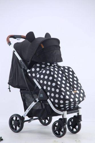 Бабало 2021, Babalo future Микки Маус на белой раме с рюкзаком