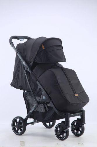Бабало 2021, Babalo future черная на черной раме с рюкзаком