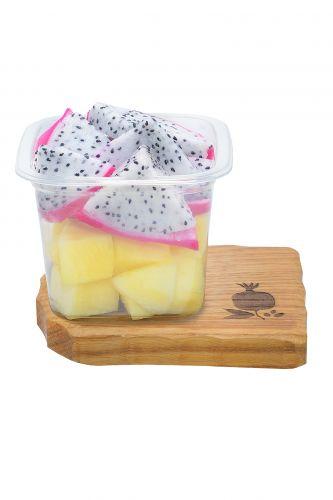 .Фруктовый микс питахайя, манго 150г