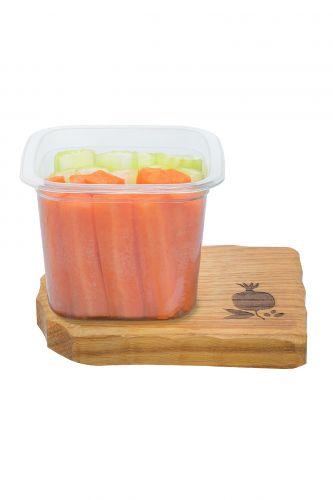 .Овощной микс морковь, сельдерей 160г