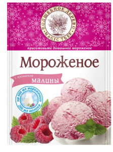 ВД Мороженое с ароматом Малины 70г