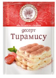 ВД Тирамису десерт Муссовая смесь  65г