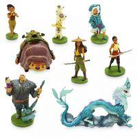 Набор фигурок Райя и последний дракон Raya and The Last Dragon Дисней купить доставка