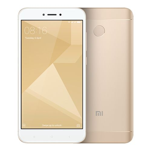 Смартфон Xiaomi Redmi 4X 32GB Gold