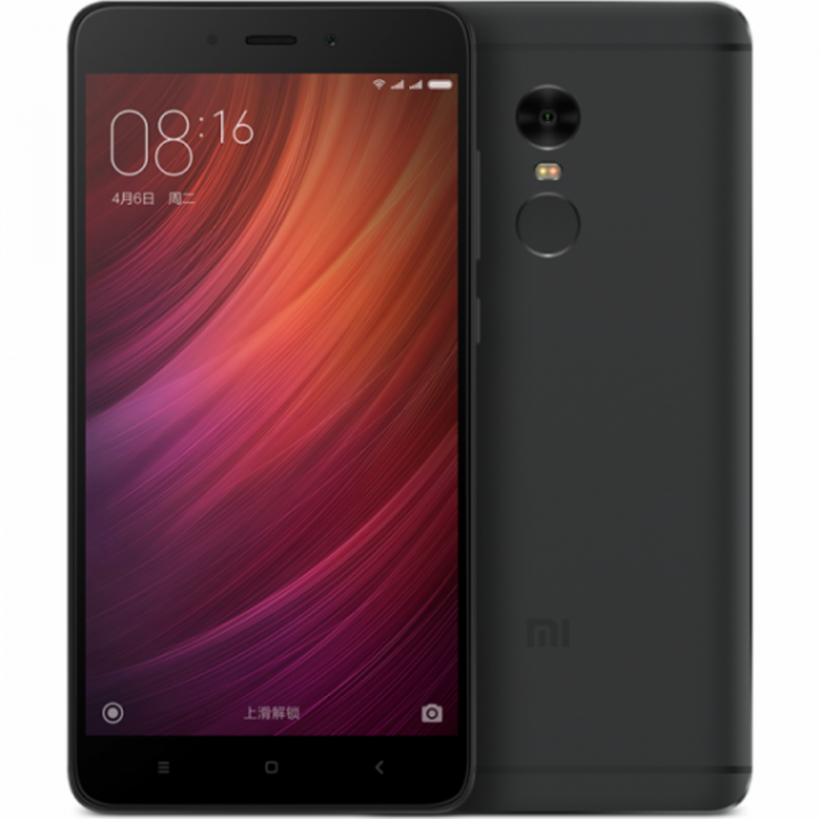 Смартфон Xiaomi Redmi Note 4X 4/64GB Black