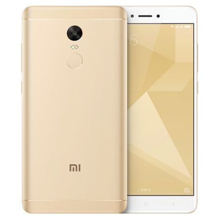 Смартфон Xiaomi Redmi Note 4X 4/64GB Gold