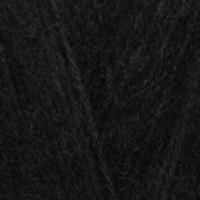 ANGORA GOLD Цвет № черный