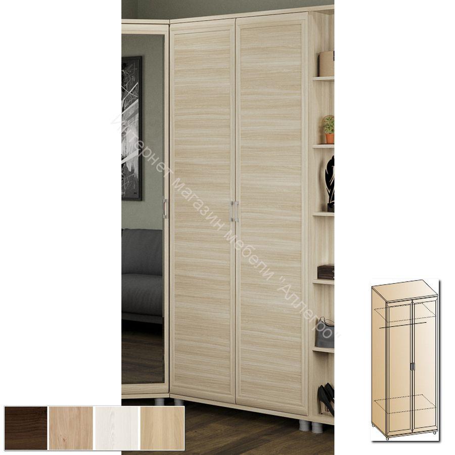 Шкаф ШК-2802 для одежды и белья Мелисса