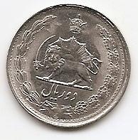 2  риала (Регулярный выпуск) Иран 1353 (1974)