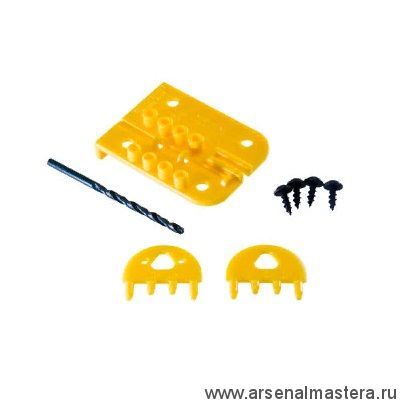 Расклиниватель 2,23 - 3,0 мм MJ SPLITTER для пильного станка (жёлтый, тонкий рез) Microjig SP-0100TK