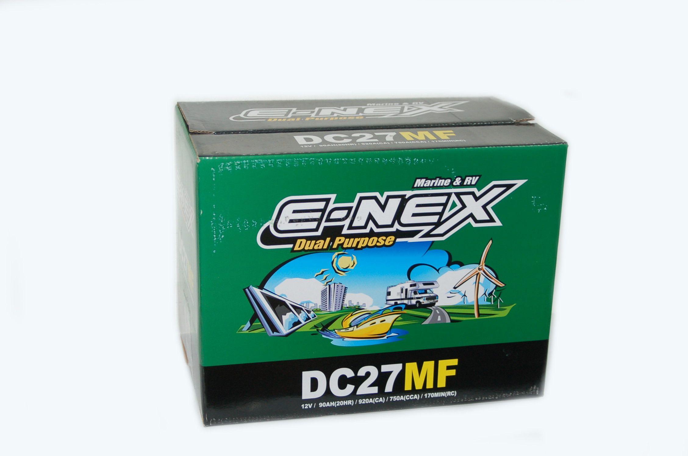 E-NEX Marine  DC27MF
