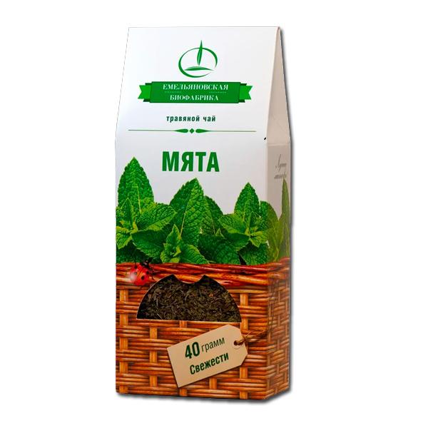 Напиток чайный травяной Мята