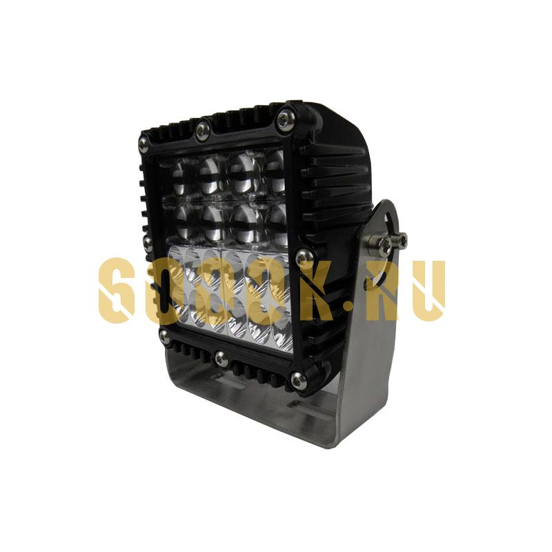 Светодиодная фара 75 Ватт комбинированного света