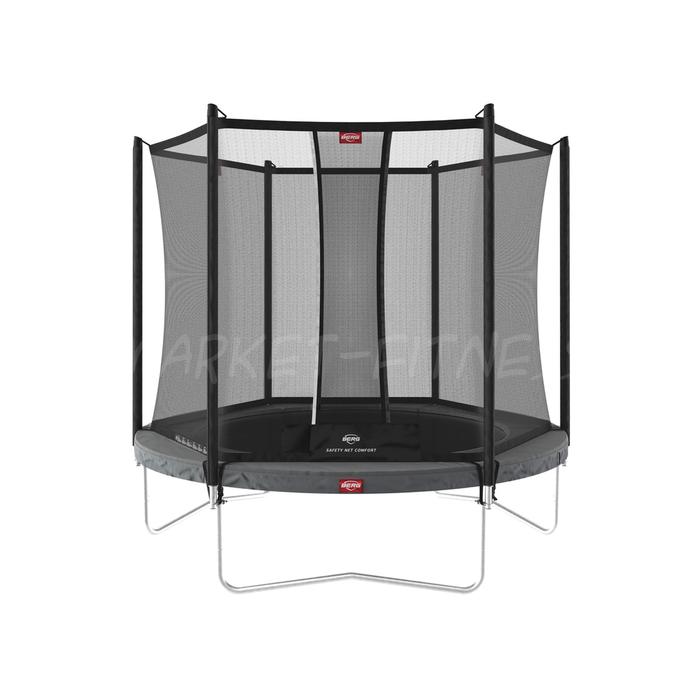 Батут BERG Favorit Regular 270 Grey + Safety Net Comfort