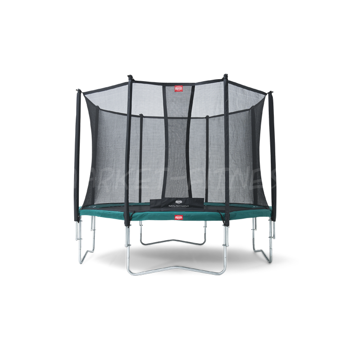 Батут BERG Favorit 430 +сетка Safety Net Comfort