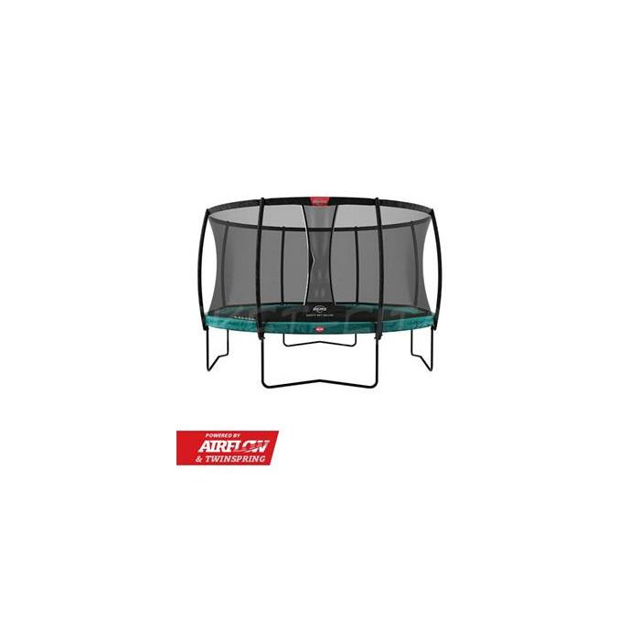 Батут BERG Champion Green 270 + Safety Net Deluxe