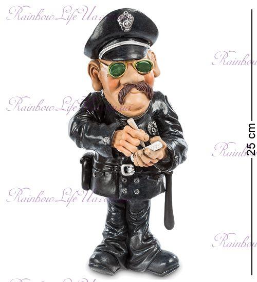 """Фигурка полицейский """"Warren Stratford"""""""