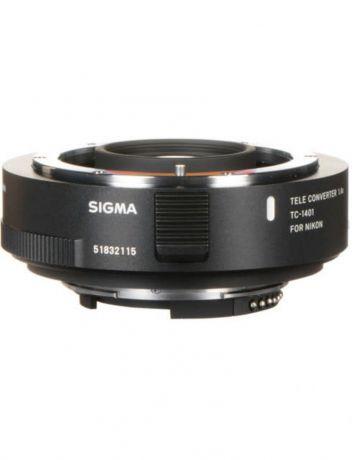 Телеконвертер Sigma TC-1401 для Nikon
