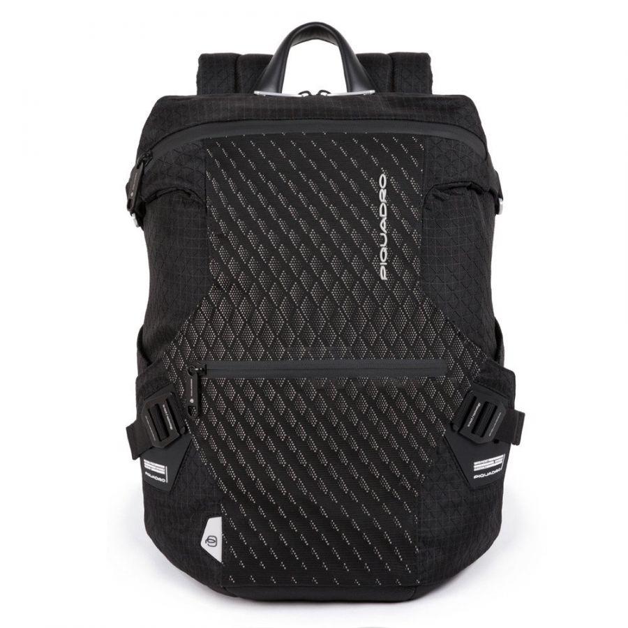 Рюкзак мужской городской Piquadro CA5115PQY/N черный