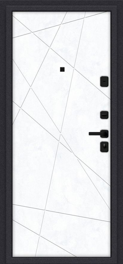 Porta M 15.15 Grey Art/Snow Art