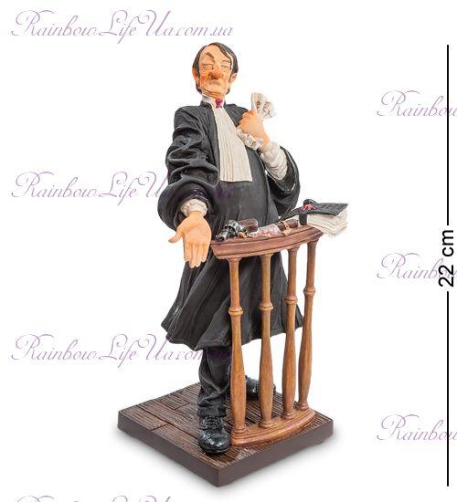 """Статуэтка Адвокат 84001 """"The Lawyer. Forchino"""""""