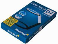 Лупа настольная Levenhuk Zeno Desk D7 - упаковка