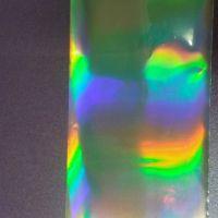 Фольга переводная. Цвет: золото спектр голография Freedecor
