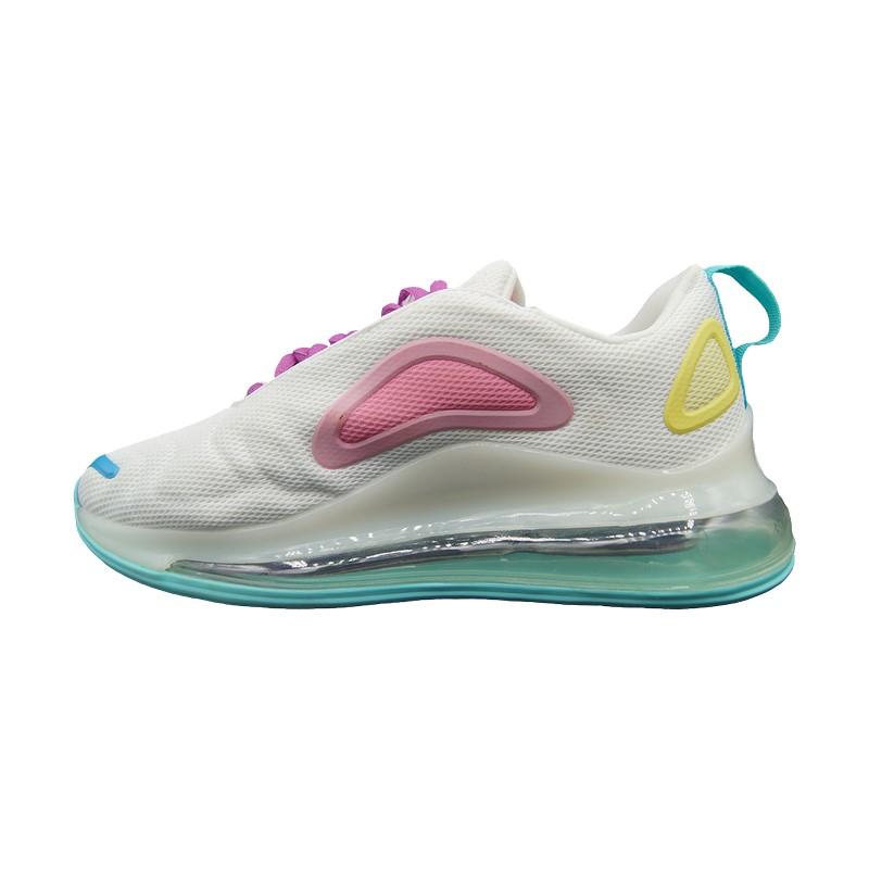 Кроссовки белые Nike Air Max 720