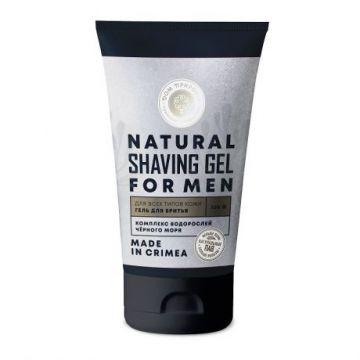 Гель для бритья для всех типов кожи. 130 гр