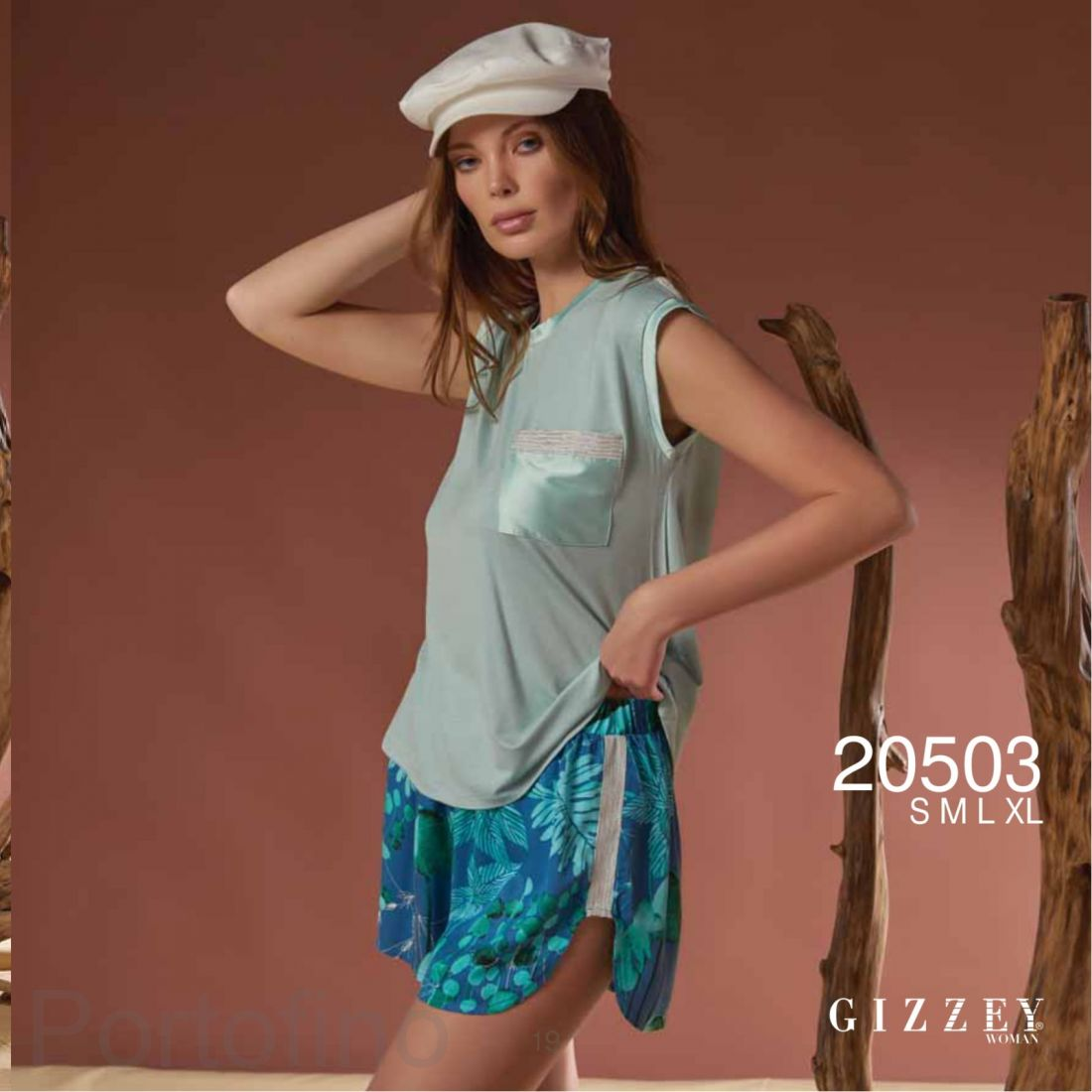 20503 SV Пижама женская